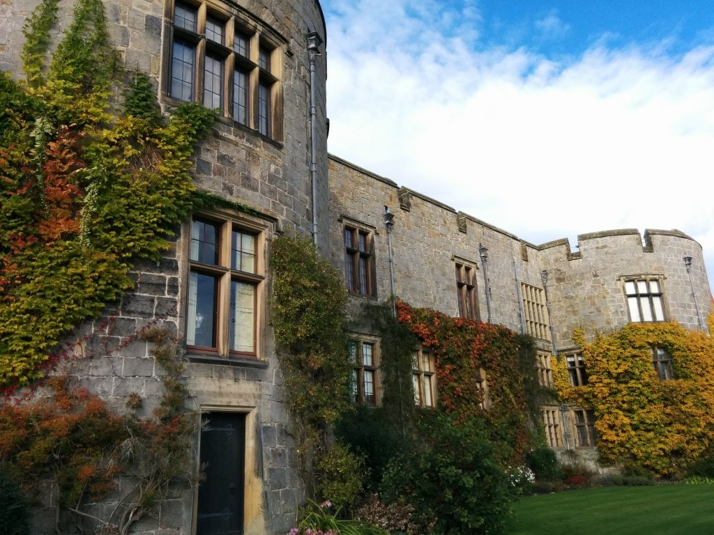 National Trust – Chirk Castle